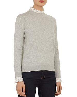 Ted Baker Kaytiie Layered-look Sweater