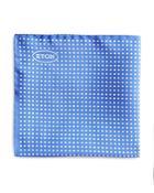 Eton Of Sweden Dot Pocket Square