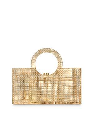 Cult Gaia Iman Box Handbag