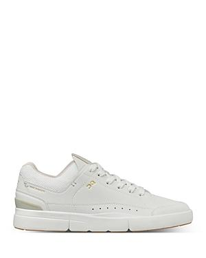 On Women's Running The Roger Centre Court Lace Up Running Sneakers