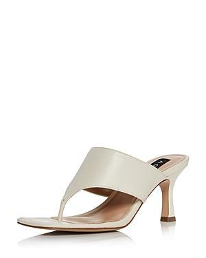 Aqua Women's Eva High Heel Sandals - 100% Exclusive
