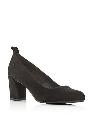 Eileen Fisher Women's Lela Block-heel Pumps