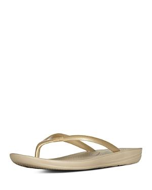Fitflop Women's Iqushion Snake Embossed Sandals