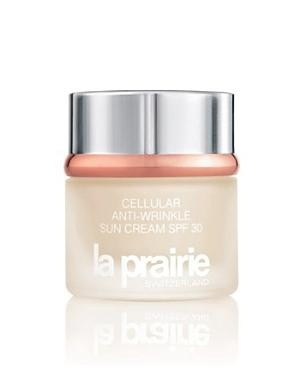 La Prairie Cellular Anti-wrinkle Sun Cream Spf 30