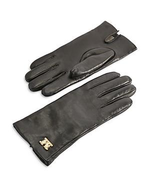 Max Mara Spalato Leather Gloves