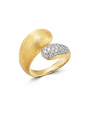 Marco Bicego 18k Yellow Gold & 18k White Gold Legami Diamond Ring