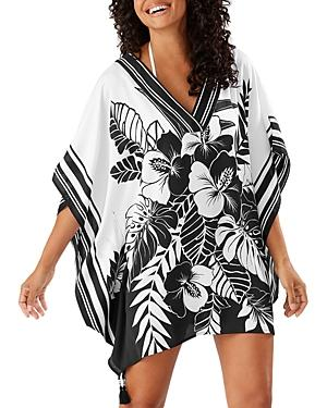 Tommy Bahama Hibiscus Cover-up Tunic