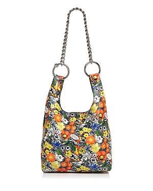 Rebecca Minkoff Karlie Floral Chain Shoulder Bag