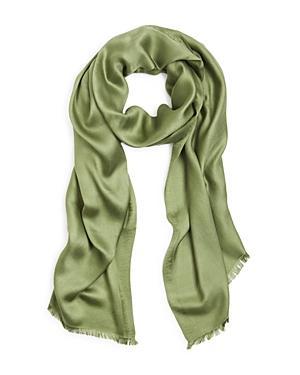 Max Mara Upupa Solid Silk Scarf