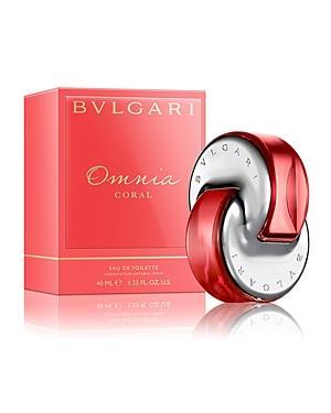 Bvlgari Omnia Coral Eau De Toilette 1.3 Oz.
