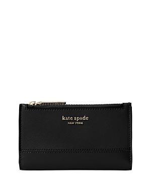 Kate Spade New York Spencer Slim Bifold Leather Wallet