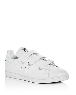 Raf Simons For Adidas Men's Stan Smith Triple Strap Sneakers