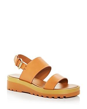 See By Chloe Martie Slingback Wedge Sandals