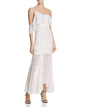 Keepsake Embrace Me One-shoulder Maxi Dress