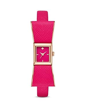 Kate Spade New York Leather Kenmare Watch, 16mm X 16mm
