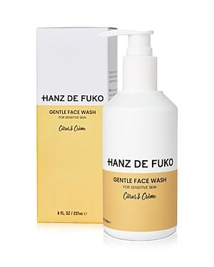 Hanz De Fuko Gentle Face Wash 8 Oz.