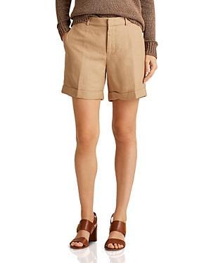 Lauren Ralph Lauren Relaxed Fit Cuffed Shorts