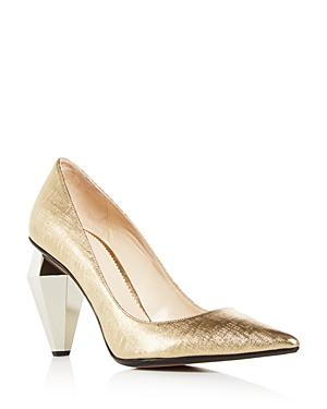 Marc Jacobs Women's The Pump Pointed-toe Pumps