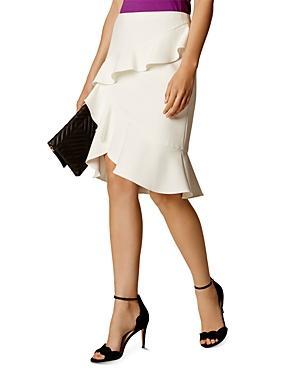 Karen Millen Ruffle Skirt