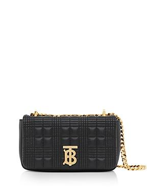 Burberry Mini Quilted Lambskin Lola Bag