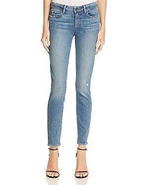 Paige Verdugo Ankle Jeans In Sienna 100% Exclusive