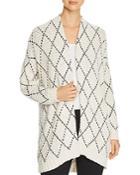 Eileen Fisher Petites Organic Cotton Open Cardigan