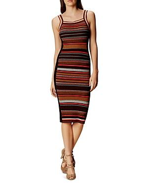 Karen Millen Knit Sheath Dress