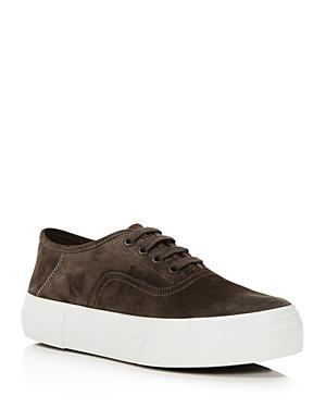 Vince Women's Copley Suede Lace Up Sneakers