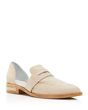 Freda Salvador Kind D'orsay Loafers