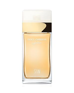 Dolce & Gabbana Light Blue Sun Eau De Toilette