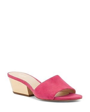 Botkier Women's Carlie Suede Slide Sandals