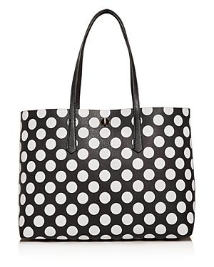 Kate Spade New York Molly Large Bikini Dot Tote