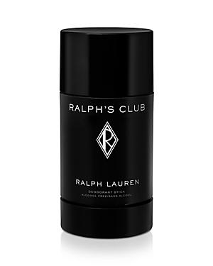 Ralph Lauren Ralph's Club Deodorant Stick 2.6 Oz.