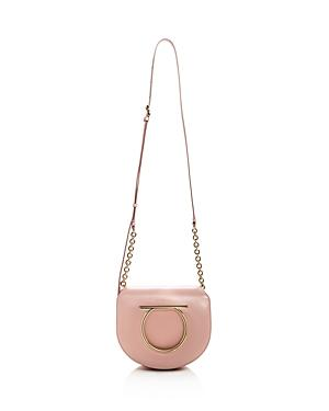 Salvatore Ferragamo Medium Leather Crossbody
