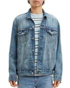 Levi's Regular Fit Denim Trucker Jacket