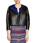 Maje Beauty Leather Jacket