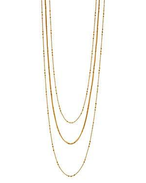 Gorjana Margo Layered Chain Necklace, 31
