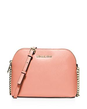 Michael Michael Kors Large Cindy Dome Crossbody