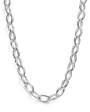 Ippolita Sterling Silver Glamazon Bastille Link Chain Necklace, 18