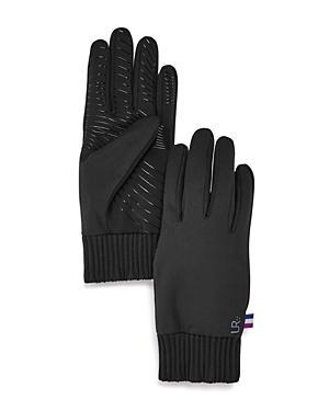 Ur Ribbed-cuff Tech Gloves