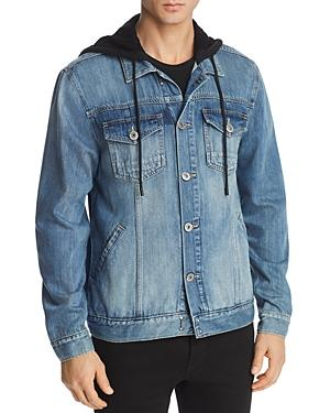 Paige Scout Jacket With Hoodie