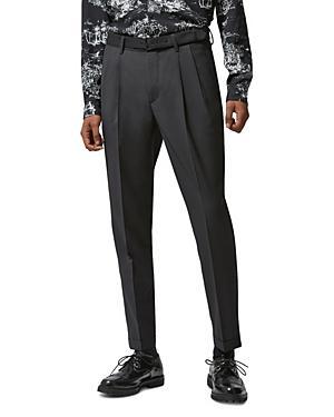 The Kooples Wool Slim Fit Suit Pants