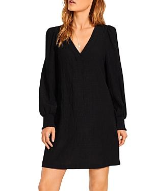 Bb Dakota Ruston Smocked Mini Dress