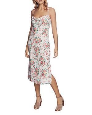 1.state Bouquet Midi Dress
