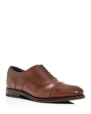 Allen Edmonds Men's Bond Street Leather Cap-toe Oxfords