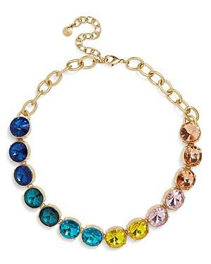 Baublebar Cathleen Multicolor Statement Necklace, 16