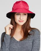 August Accessories Rain Hat