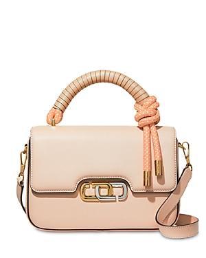 Marc Jacobs The J Link Twist Leather Shoulder Bag
