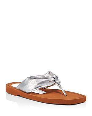 Stuart Weitzman Women's Cassie Thong Sandals