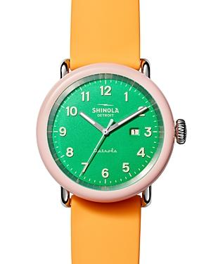 Shinola The Islander Detrola Watch, 43mm
